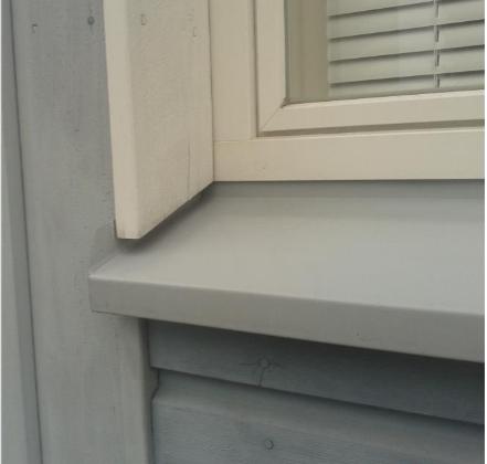 ikkunapelti puuverhous, ikkunapelti puurverhous oiken asennettuna, oikea asennustapa ikkunapelti puuverhous, ikkunapelti